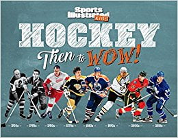 Hockey then to wow!
