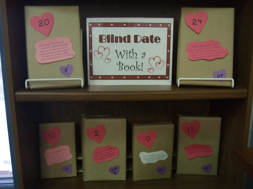 Take a Book on a Blind Date