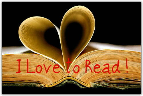 February is I Love to Read Month