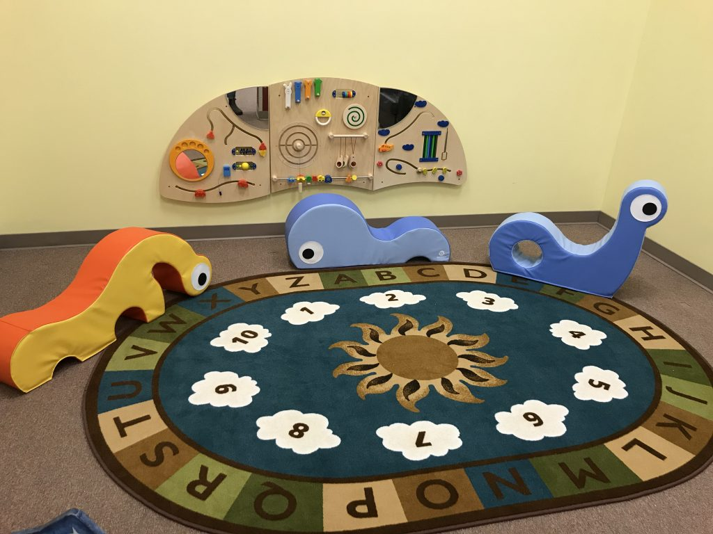 Stay Warm this Winter in our Interactive Play Space!
