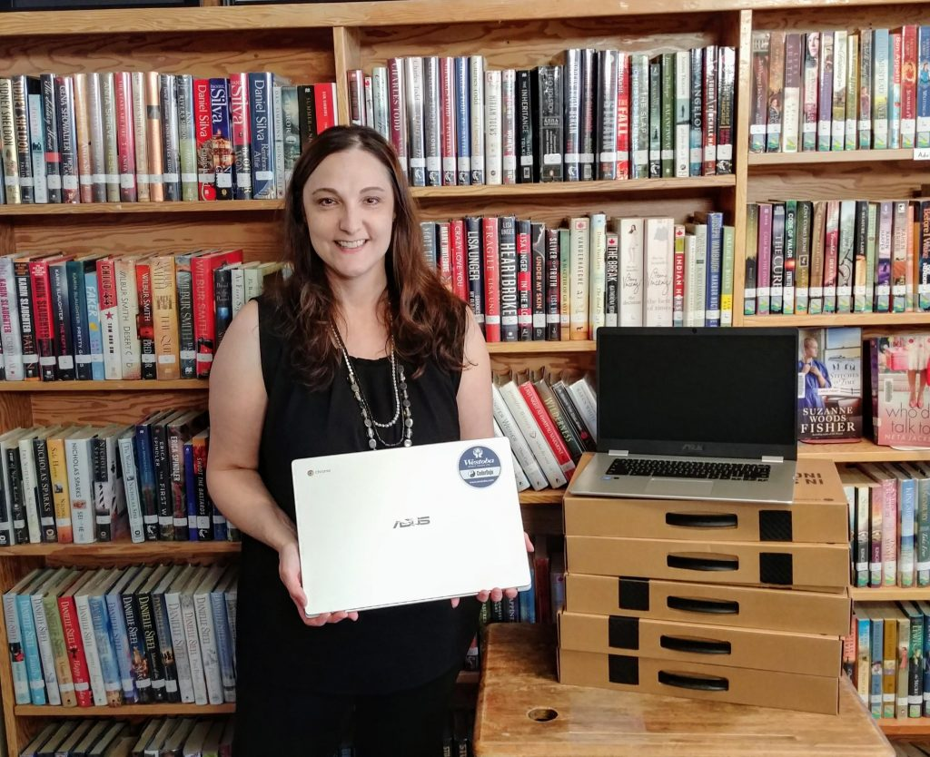 Glenboro/South Cypress Library Receives Grant