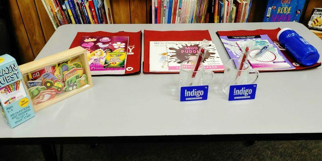Glenboro Celebrates Canadian Library Month