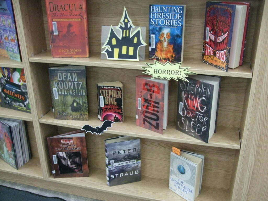 It's time for Spooky Reads!