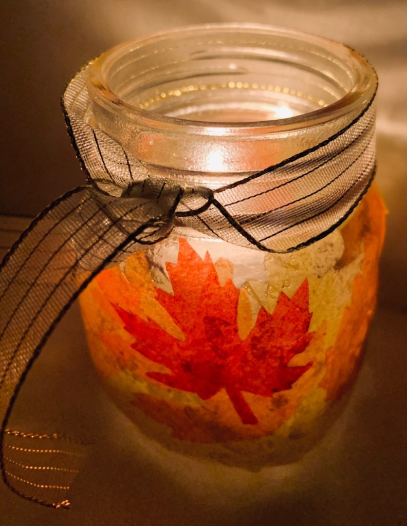 Fall Take & Make for Adults at Brandon Public Library
