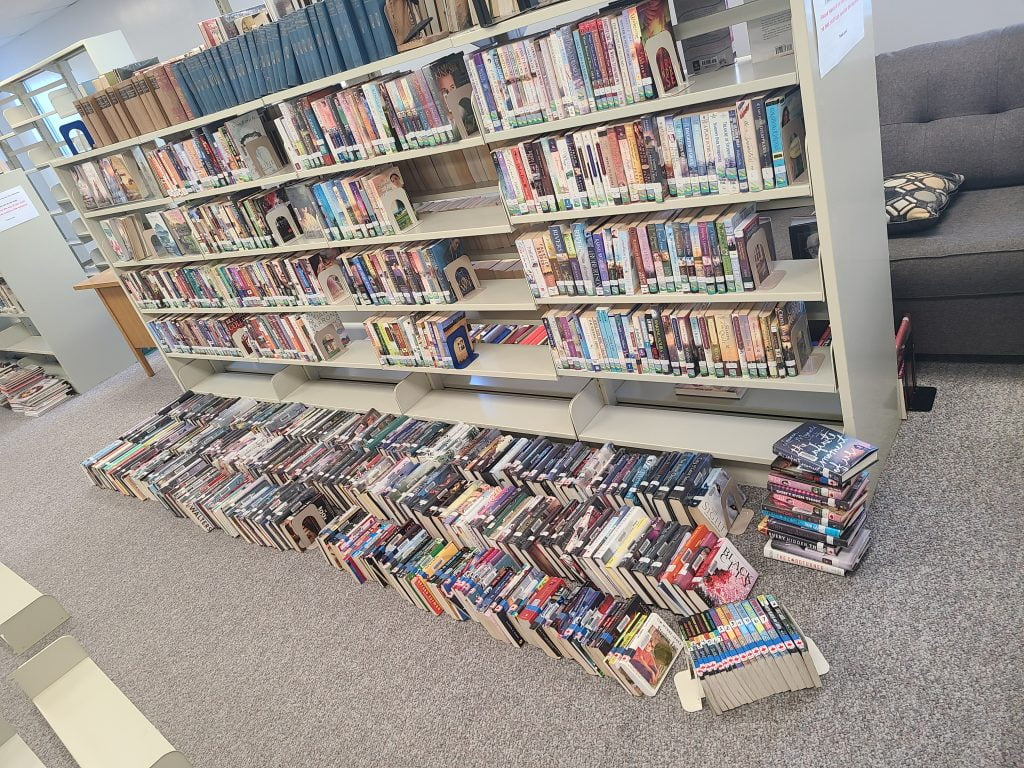 News from Carberry Library