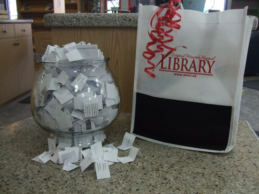 I Love to Read Month at Neepawa Library