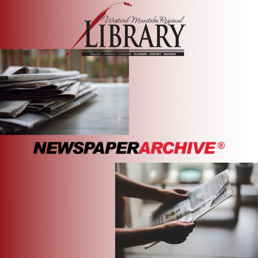 NewspaperArchive now Available