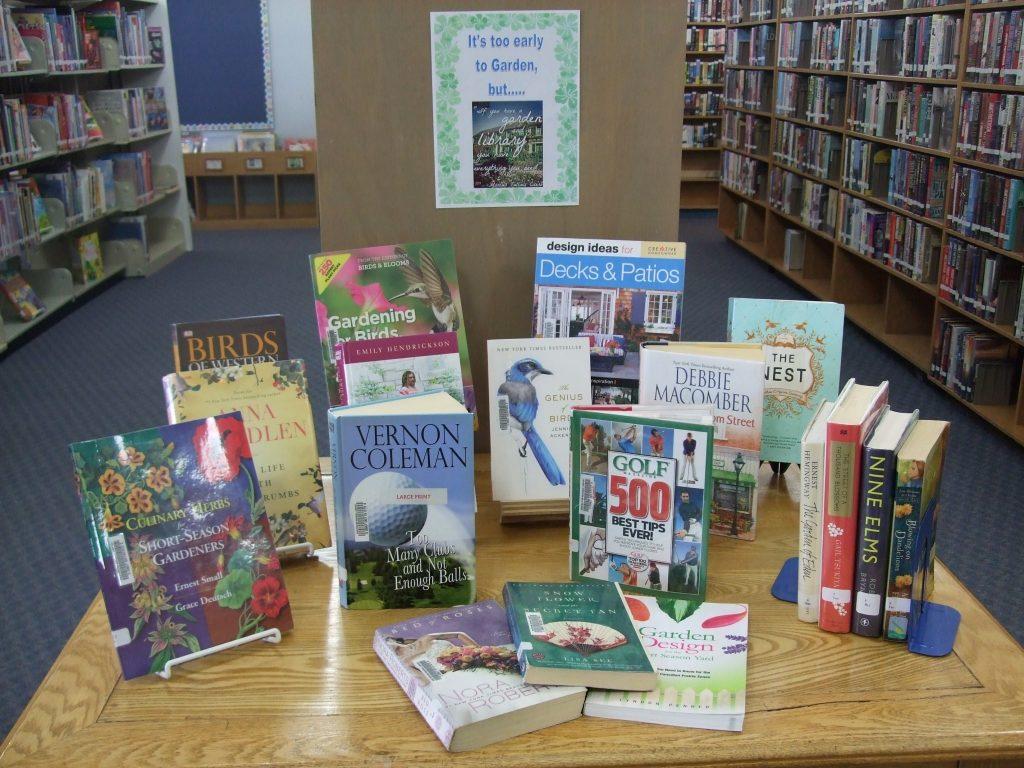 Spring is Springing at Neepawa Library!