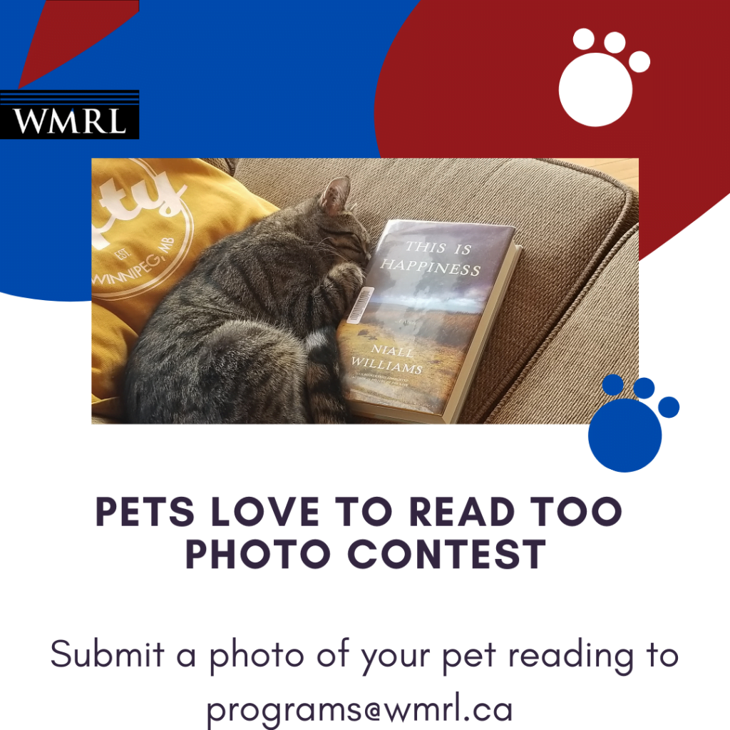 Pets Love to Read Too!