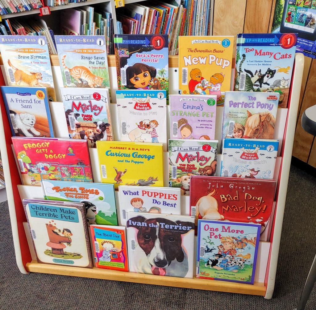 Pet Books Featured in Glenboro