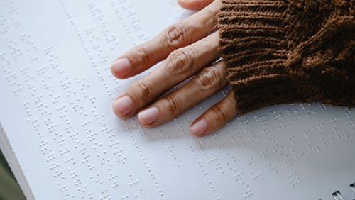 Braille Books Now Available through the WMRL