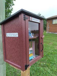 Little Free Library Neepawa