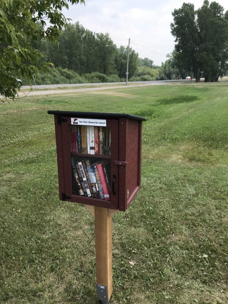WMRL Little Free Libraries
