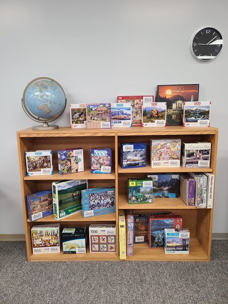 Puzzles for Fall in Carberry