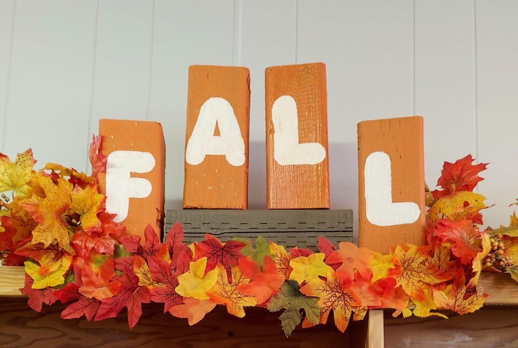Fall and leaves and oh, my!